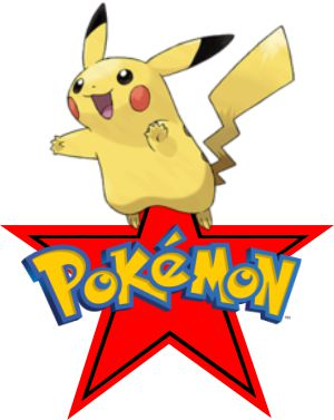Pokemons Red Star